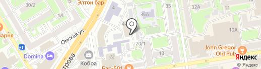 Zoom Room на карте Новосибирска
