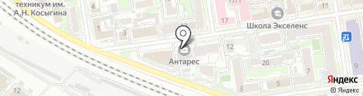Highlights на карте Новосибирска