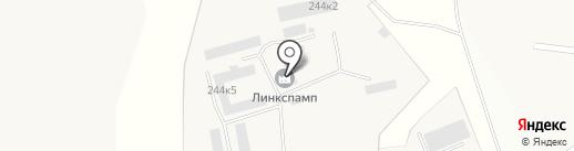 Бирюза на карте Мочища