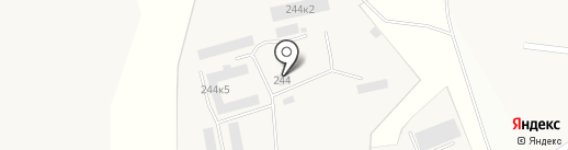 Таврия на карте Мочища