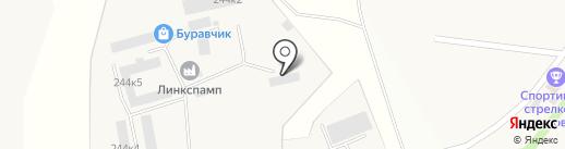 ВВ Авто на карте Мочища