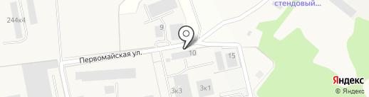 Клото Трейд на карте Озерного