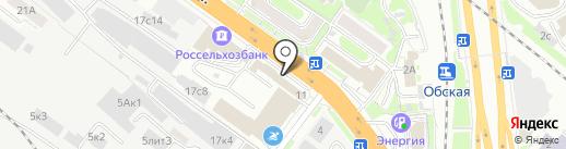 Siblodki на карте Новосибирска