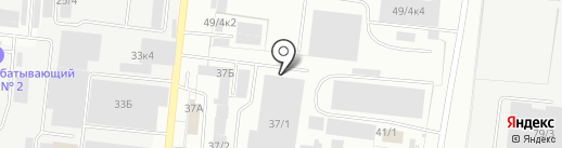 АРИОНА ЭКСПРЕСС на карте Новосибирска