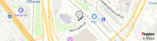 360 ГРАДУСОВ на карте Новосибирска