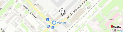РекламаГрад на карте Новосибирска