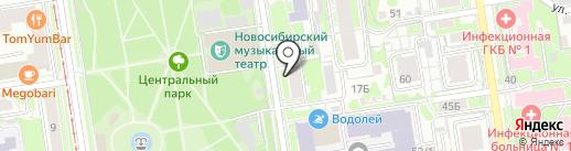 Абсолют Тюльпан опт на карте Новосибирска