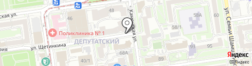 Business applications IDSI на карте Новосибирска