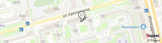 АйТи Лаб на карте Новосибирска