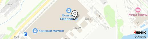 ХАЙ ТЕК №1 на карте Новосибирска