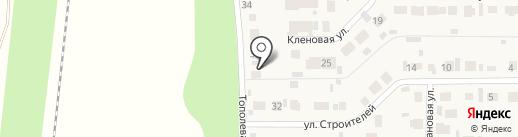 Арбор на карте Элитного