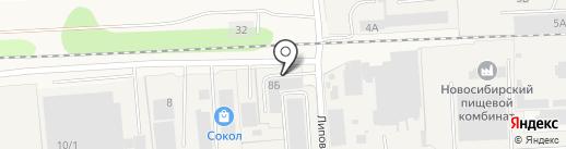 ЗСК, ООО, производственная компания стальных дверей на карте Элитного