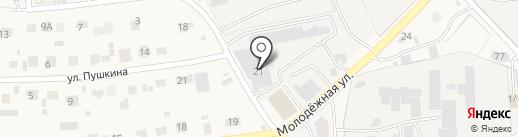 Автосервис для грузовых автомобилей на карте Элитного