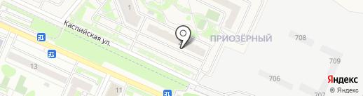 Энергомонтаж на карте Новосибирска