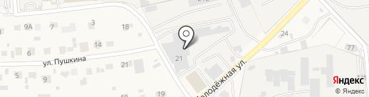 Элитный двор на карте Элитного