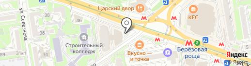 DecArt на карте Новосибирска