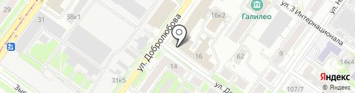 Easypay на карте Новосибирска
