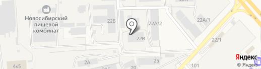МТЗ-Запчасть на карте Элитного