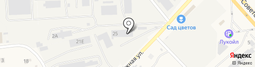 ЧелябинскМАЗсервис на карте Элитного