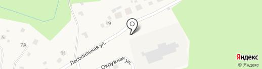 СибМеталлТеплоСтрой на карте Сосновки