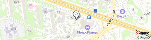 Виртуозы на карте Новосибирска