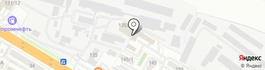 Дальморепродукт на карте Новосибирска