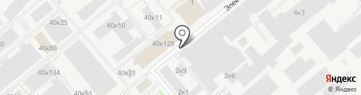 ПРОФСИБИРЬ на карте Новосибирска