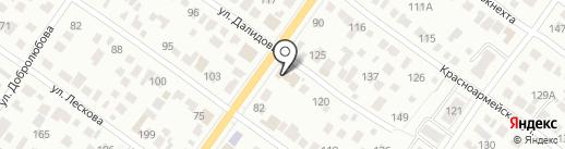 Miltgroup klinker на карте Новосибирска