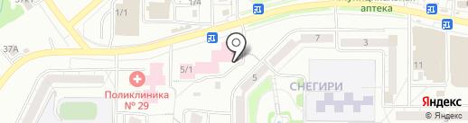 Клиника Доктора Железного на карте Новосибирска