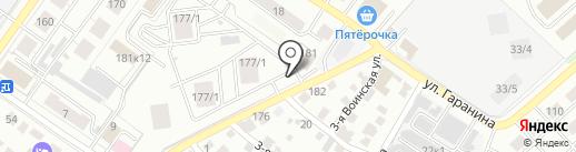 АурумСтройСнаб на карте Новосибирска