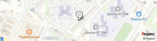 НСК ОТВОД на карте Новосибирска