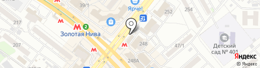 Национальный платежный сервис на карте Новосибирска