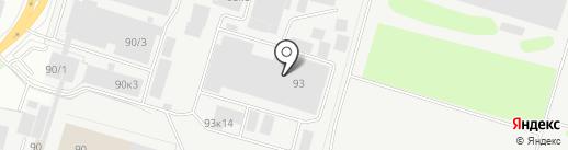 ВЫМПЕЛЬНАЯ ДОСТАВКА на карте Новосибирска