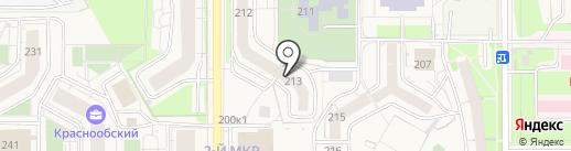 OZON.ru на карте Краснообска