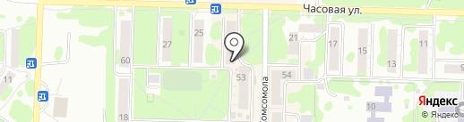 Авто Опт на карте Новосибирска
