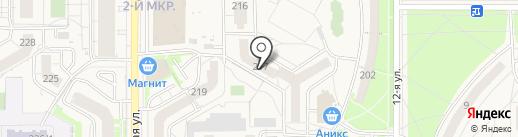 Мебельная компания на карте Краснообска