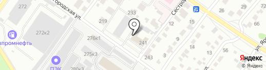 ART Стиль Мебель на карте Новосибирска