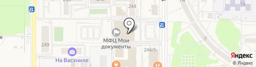 Мебель Хит на карте Краснообска