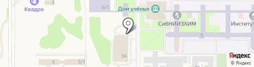 future_nowe на карте Краснообска