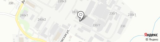 Sex Shop на карте Новосибирска