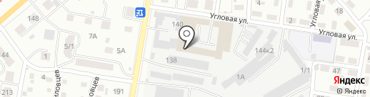 Торгово-транспортная компания на карте Новосибирска
