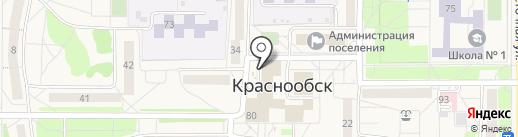 Салон цветов на карте Краснообска