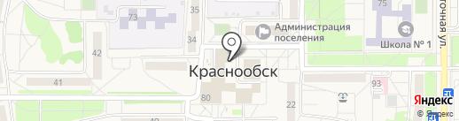Агентство креативных мероприятий Арсения Перебоева на карте Краснообска