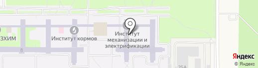Производственно-торговая компания на карте Краснообска