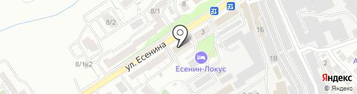 Экспресс-оплата на карте Новосибирска