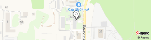 Снежана-Плюс на карте Краснообска
