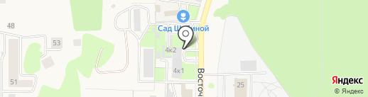 СИБЛАНД НСК на карте Краснообска