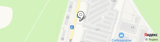 Автопомощь-SoSavto на карте Краснообска