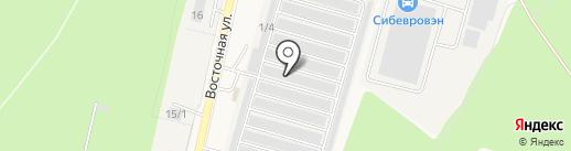 Alegre Home на карте Краснообска
