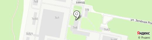 СибКонтакт на карте Бердска